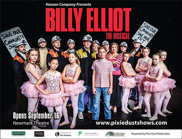 Billy Elliot The Musical (cast photo in costume) - www.pixiedustshows.com