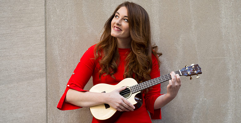 Portland'5 presents MANDY HARVEY | Monday, March 4, 2019, 7:30pm | Playing at: The Portland'5 Newmark Theatre