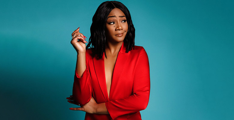Live Nation presents TIFFANY HADDISH #SheReady Tour | Saturday, March 16, 2019, 8:00pm | Playing at: The Portland'5 Keller Auditorium