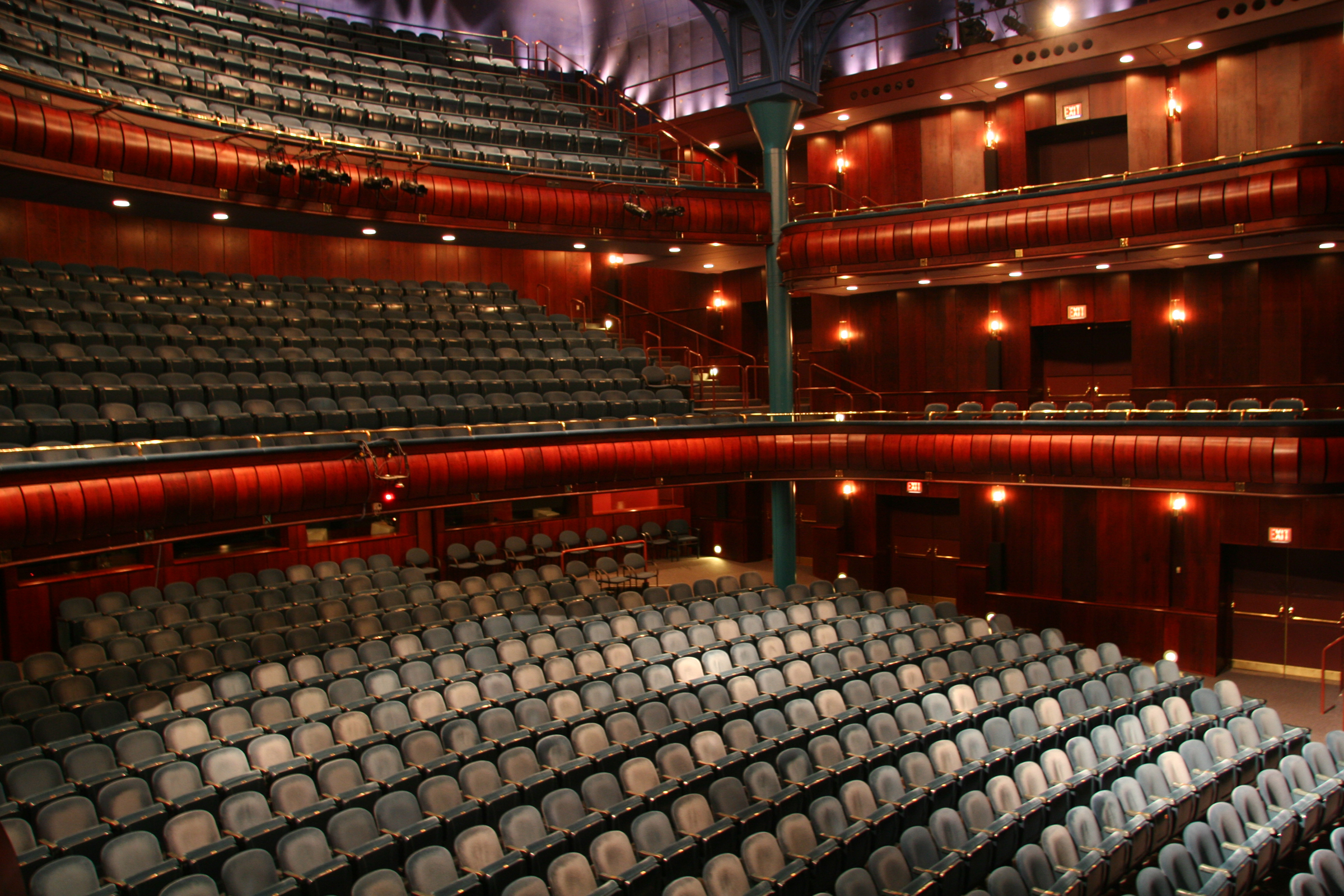 Newmark Theatre Photos