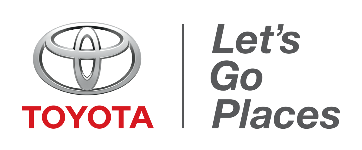 Toyota - Let's Go Places (logo)