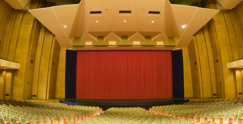 Keller Auditorium interior - Photo by David Barss