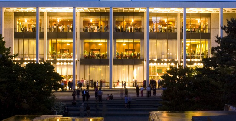Keller Auditorium exterior - Photo by David Barss