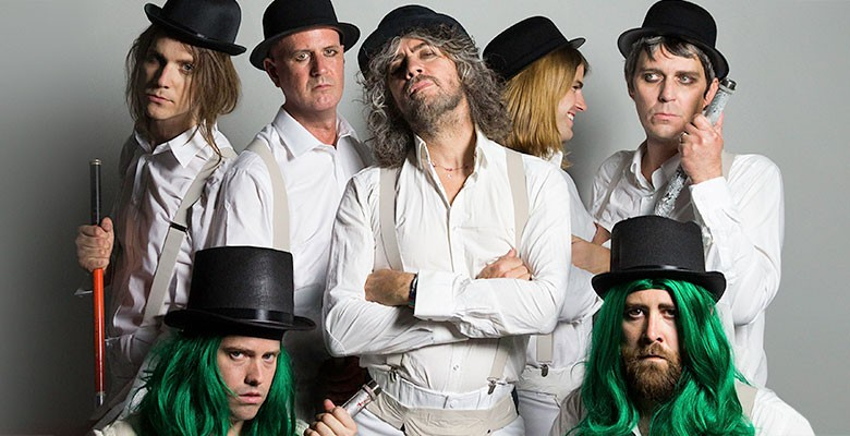 Oregon Symphony presents THE FLAMING LIPS WITH THE OREGON SYMPHONY | Special Concert | Oregon Symphony 2020/21 Season | Thursday, March 18, 2021, 7:30pm | Playing at: The Portland'5 Arlene Schnitzer Concert Hall