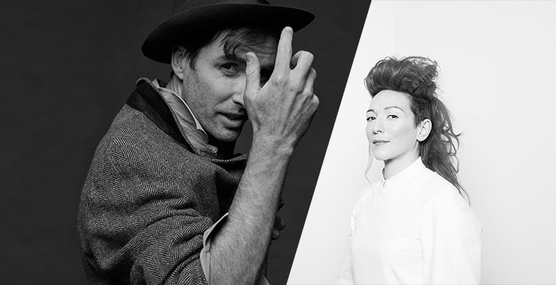 Oregon Symphony presents ANDREW BIRD AND SHARA NOVA WITH THE OREGON SYMPHONY | Special Concert | Oregon Symphony 2020/21 Season | Thursday, November 12, 2020, 7:30pm | Playing at: The Portland'5 Arlene Schnitzer Concert Hall