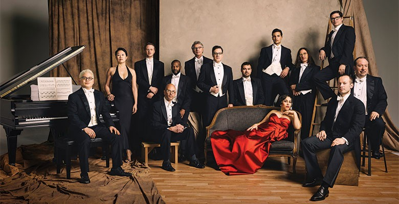 Oregon Symphony presents A PINK MARTINI VALENTINE  - Special Concert | Oregon Symphony 2020/21 Season | February 13 - February 14, 2021 | Playing at: The Portland'5 Arlene Schnitzer Concert Hall