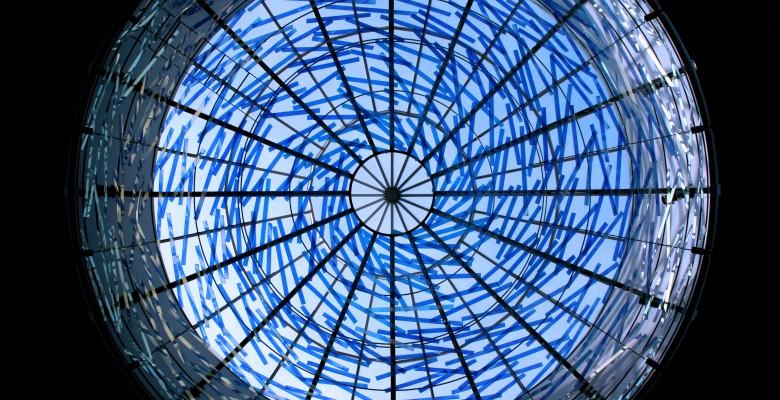 Hatfield Hall rotunda dome