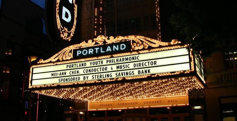 Arlene Schnitzer Concert Hall Seating Accessibility Portland - Arlene schnitzer seating chart