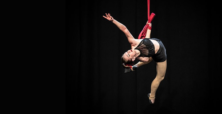 AERIALYMPICS | January 26 - January 27, 2019 | Playing at: The Portland'5 Winningstad Theatre
