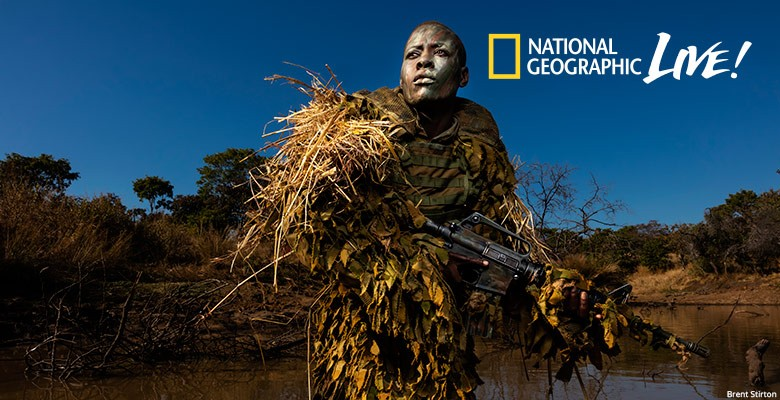 Portland'5 presents NATIONAL GEOGRAPHIC LIVE—AKASHINGA:THE BRAVE ONES | Damien Mander, Conservationist | Monday, November 4, 2019, 7:30pm | Playing at: The Portland'5 Newmark Theatre