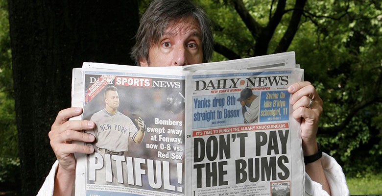 "Portland'5 presents ANDY BOROWITZ LIVE | The ""Make America Not Embarrassing Again"" Tour 