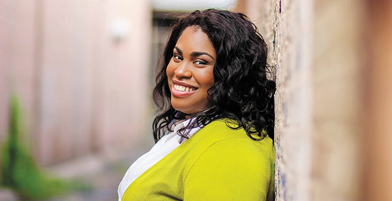 Powell's Books presents ANGIE THOMAS In Conversation With Laini Taylor | Tuesday, February 19, 2019, 7:00pm | Playing at: The Portland'5 Newmark Theatre