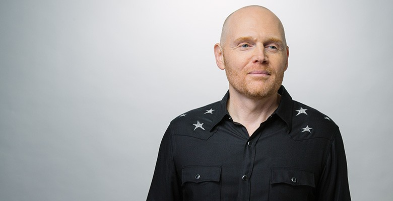 Live Nation presents BILL BURR | Saturday, July 14, 2018, 7:00pm & 10:00pm | Playing at: The Portland'5 Keller Auditorium