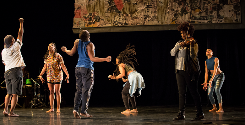 White Bird presents CAMILLE A. BROWN & DANCERS - ink (Queens, NY) | April 2 - April 4, 2020 | Playing at: The Portland'5 Newmark Theatre