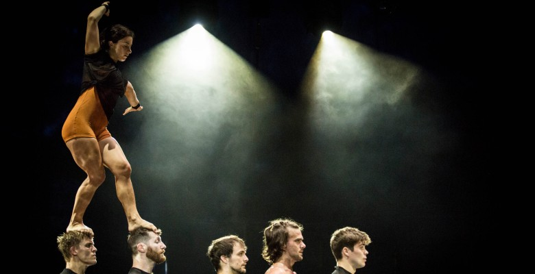 White Bird Dance presents CIRCA | White Bird Exclusive Events 2018/19 | October 11 - October 13, 2018 | Playing at: The Portland'5 Newmark Theatre