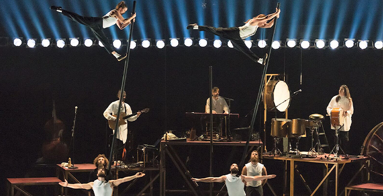 White Bird presents CIRQUE ALFONSE TABARNAK (Quebec, Canada) | February 27 - February 29, 2020 | Playing at: The Portland'5 Newmark Theatre