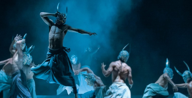 White Bird Dance presents COMPAGNIE HERVÉ KOUBI   White Bird Uncaged Series 2018/19   February 28 - March 2, 2019   Playing at: The Portland'5 Newmark Theatre