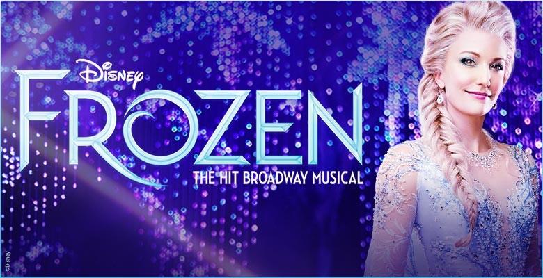 Broadway in Portland presents DISNEY'S FROZEN | 2019/20 Broadway in Portland Season | March 5 - March 22, 2020 | Playing at: The Portland'5 Keller Auditorium