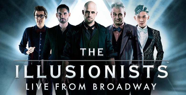 Broadway in Portland presents THE ILLUSIONISTS–LIVE FROM BROADWAY | Season Option | 2019/20 Broadway in Portland Season | April 2 - April 4, 2020 | Playing at: The Portland'5 Keller Auditorium