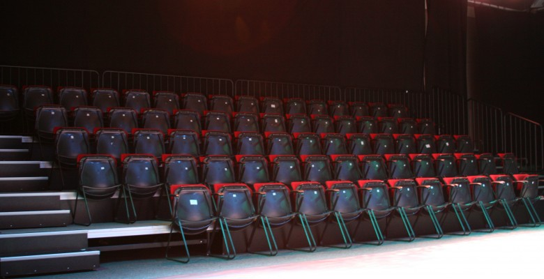 Brunish Theatre interior