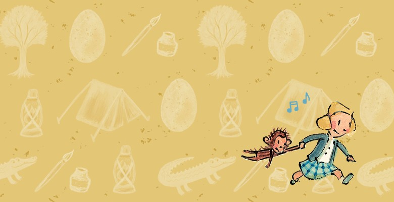 Oregon Children's Theatre presents ME…JANE - The Dreams and Adventures of Young Jane Goodall | October 19 - November 17, 2019 | Playing at: The Portland'5 Newmark Theatre