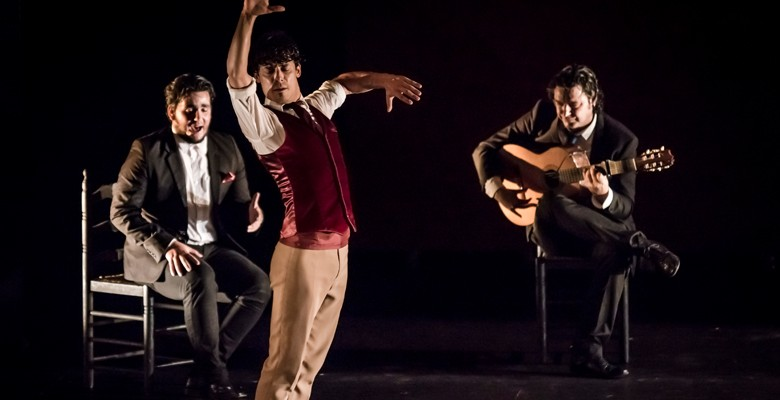 White Bird Dance presents COMPAÑÍA JESÚS CARMONA | White Bird Exclusive Event 2017/18 | Wednesday, March 14, 2018, 7:30pm | Playing at: The Portland'5 Arlene Schnitzer Concert Hall