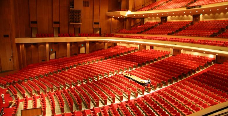 Keller Auditorium interior - Photo by Jim Lykins