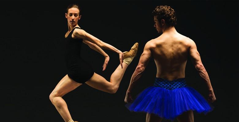 Oregon Ballet Theatre presents MAN/WOMAN | Oregon Ballet Theatre 2017/18 Season | April 12 - April 21, 2018 | Playing at: The Portland'5 Newmark Theatre