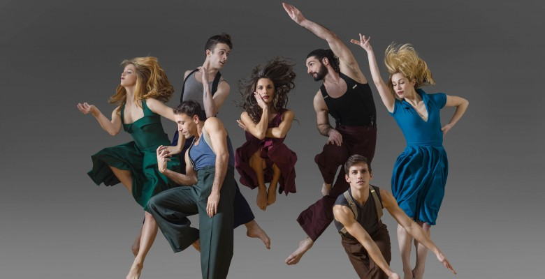 White Bird Dance presents PARSONS DANCE | White Bird Dance Series 2018/19 | April 4 - April 6, 2019 | Playing at: The Portland'5 Newmark Theatre