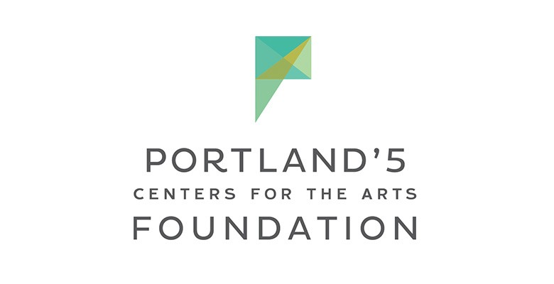 Portland'5 Centers for the Arts Foundation (logo)