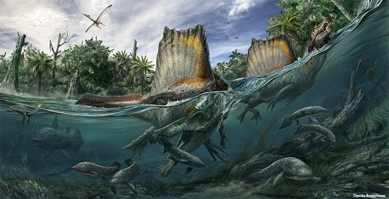 Portland'5 presents NATIONAL GEOGRAPHIC LIVE—REIMAGINING DINOSAURS   Wednesday, February 24, 2021, 7:00pm   Virtual Online Event