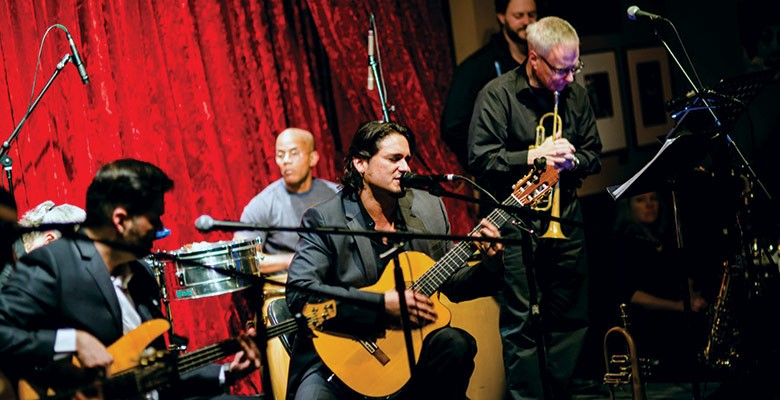 Portland'5 and the ArtBar & Bistro present MUSIC ON MAIN: SABROSO | Wednesday, August 15, 2018, 5:00pm | Playing at: Main Street | FREE