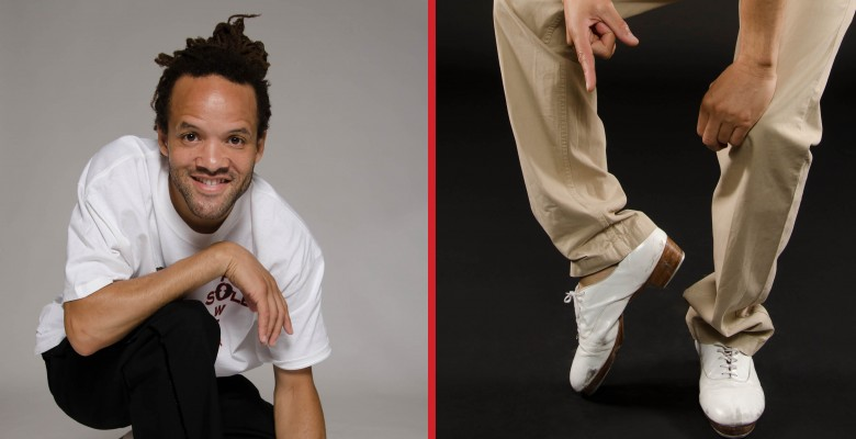 White Bird Dance presents SAVION GLOVER | White Bird Dance Series 2018/19 | April 9 - April 10, 2019 | Playing at: The Portland'5 Arlene Schnitzer Concert Hall