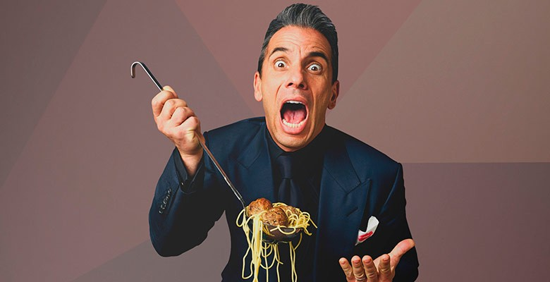 AEG Live presents SEBASTIAN MANISCALCO - Stay Hungry Tour | Friday, January 11, 2019, 7:00pm | Playing at: The Portland'5 Arlene Schnitzer Concert Hall