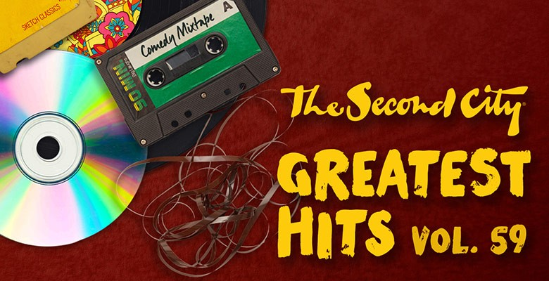Portland'5 presents THE SECOND CITY'S GREATEST HITS (VOL. 59) | Friday, October 25, 2019, 8:00pm | Playing at: The Portland'5 Newmark Theatre