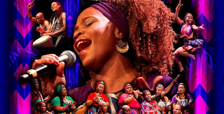 Portland'5 Centers for the Arts presents SOWETO GOSPEL CHOIR - Songs of the Free | Wednesday, October 17, 2018, 7:30pm | Playing at: The Portland'5 Arlene Schnitzer Concert Hall