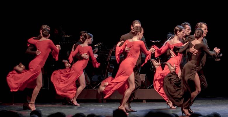 White Bird Dance presents TANGUEROS DEL SUR | White Bird Exclusive Events 2018/19 | Wednesday, November 14, 2018, 7:30pm | Playing at: Arlene Schnitzer Concert Hall
