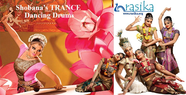 Chinmaya Mission Portland & Rasika present SHOBANA'S TRANCE (Dance of India) | Sunday, June 3, 2018, 4:00pm | Playing at: The Portland'5 Newmark Theatre