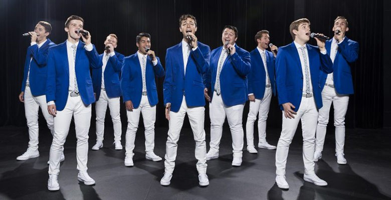 Portland'5 presents BYU VOCAL POINT | Tuesday, February 18, 2020, 7:30pm | Playing at: The Portland'5 Newmark Theatre