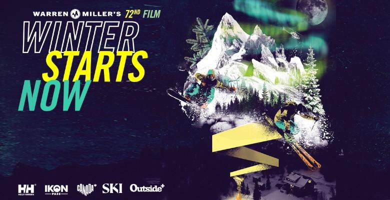 Warrne Miller's Winter Starts Now image