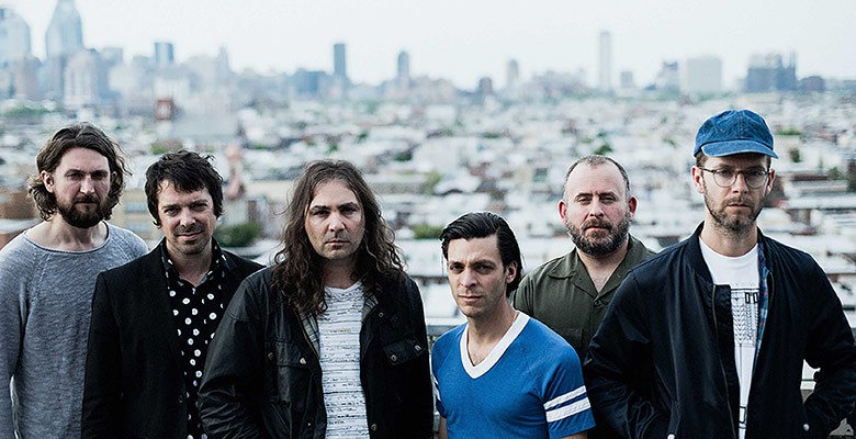 Showbox Presents THE WAR ON DRUGS w/ Land of Talk | Friday, September 7, 2018, 8:00pm | Playing at: The Portland'5 Keller Auditorium