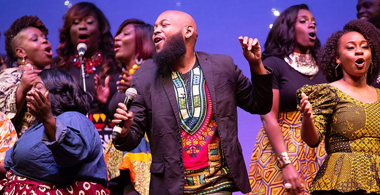 Portland'5 presents TREY MCLAUGHLIN & THE SOUNDS OF ZAMAR - The Zamar Experience | Sunday, October 6, 2019, 7:30pm | Playing at: The Portland'5 Newmark Theatre