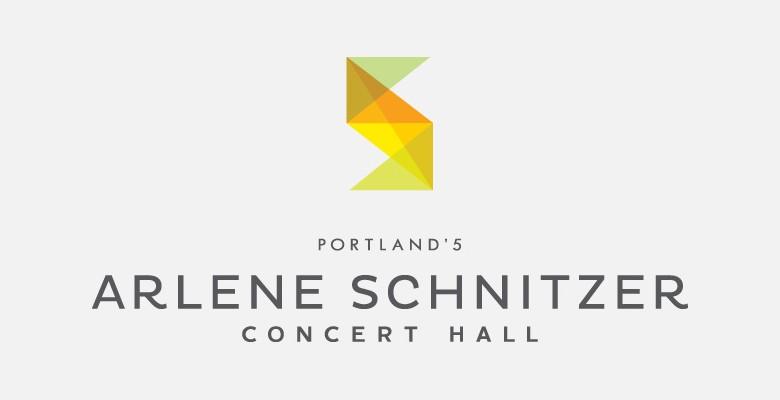 Portland'5 Arlene Schnitzer Concert Hall logo   Portland, OR