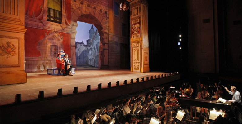 Portland Opera - The Barber of Seville (2009/10 Season)