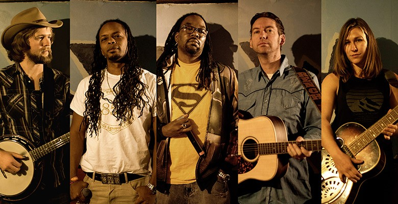 Portland'5 and the ArtBar & Bistro present MUSIC ON MAIN: GANSTAGRASS | Wednesday, August 7, 2019, 5:00pm | Playing at: Music on Main
