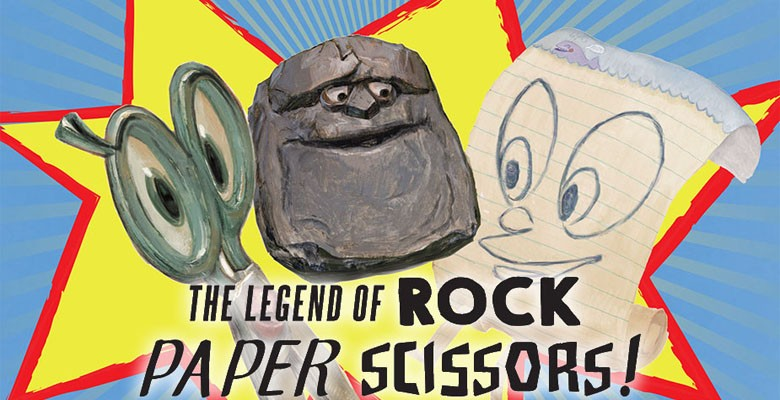 Oregon Children's Theatre presents THE LEGEND OF ROCK PAPER SCISSORS | OCT's 2018/19 Season | March 2 - April 14, 2019 | Playing at: The Portland'5 Winningstad Theatre