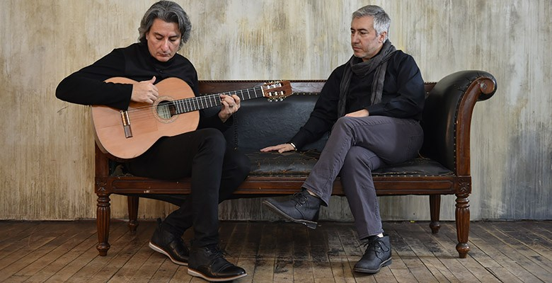 Photo: SIAMAK SHIRAZI & BABAK AMINI IN CONCERT | Saturday, February 22, 2020, 7:30pm | Playing at: The Portland'5 Winningstad Theatre