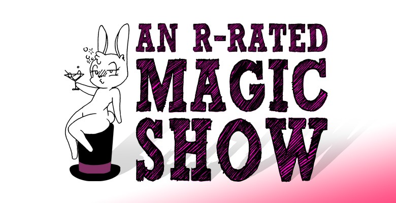 An R Rated Magic Show image