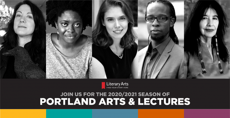 Portland Arts & Lectures image - Photos of series speakers
