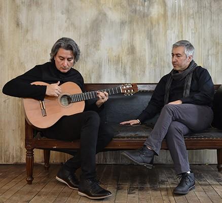 Siamak Shirazi & Babak Amini photo